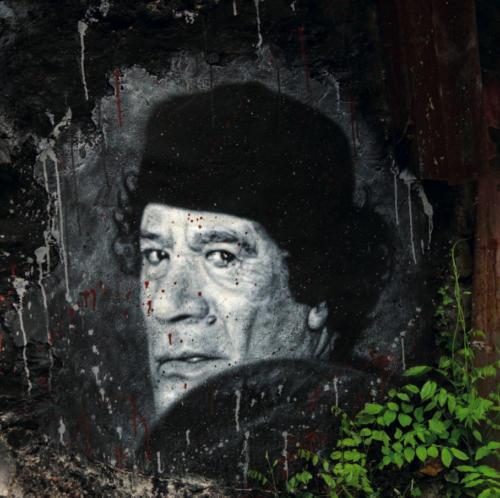 Mouammar-Kadhafi